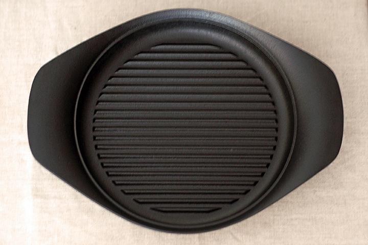 柳宗理橫紋鐵鍋