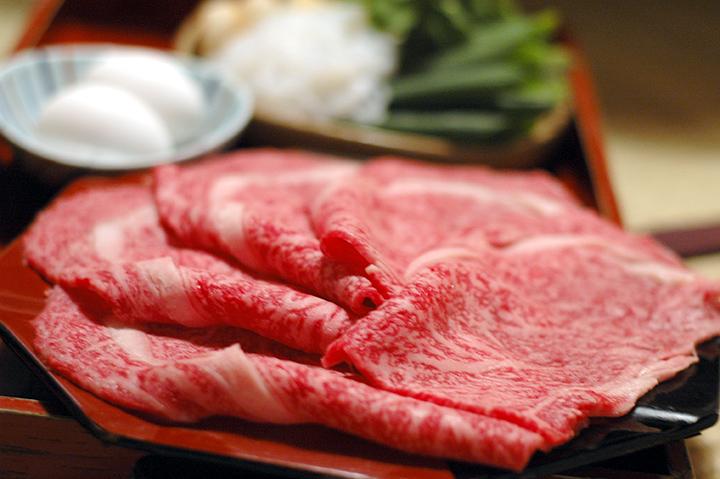 三嶋亭壽喜燒牛肉片