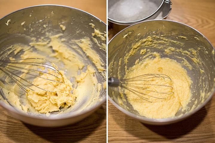 原味奶油餅乾麵糰