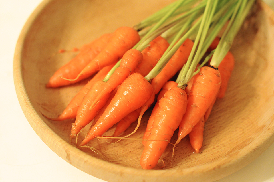有機小紅蘿蔔