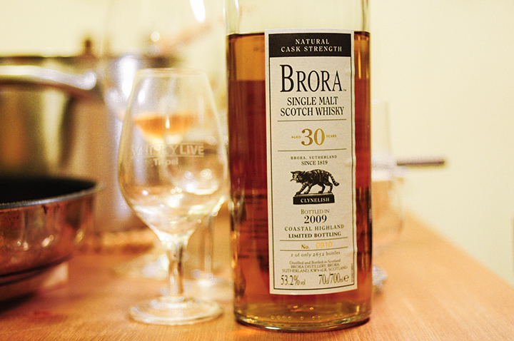 BRORA single malt