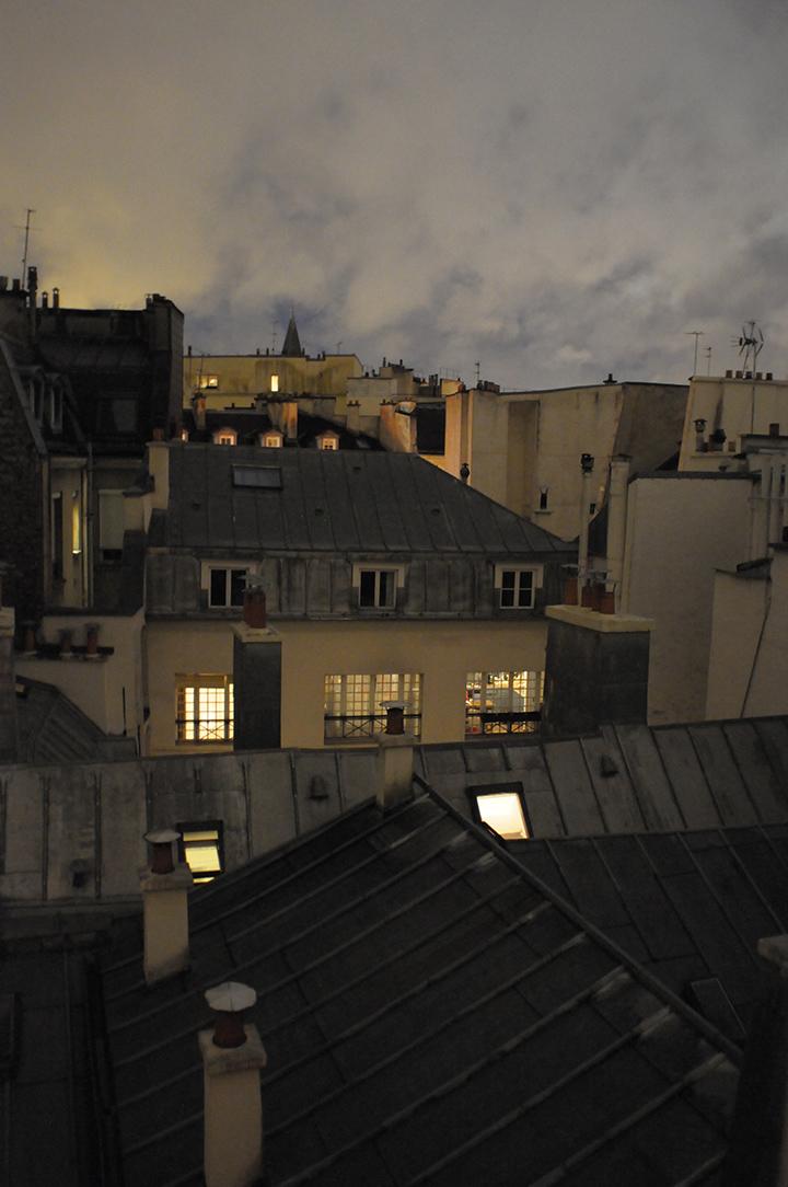 巴黎六區公寓