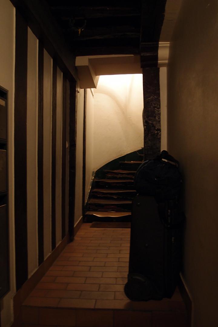巴黎六區公寓 ground level