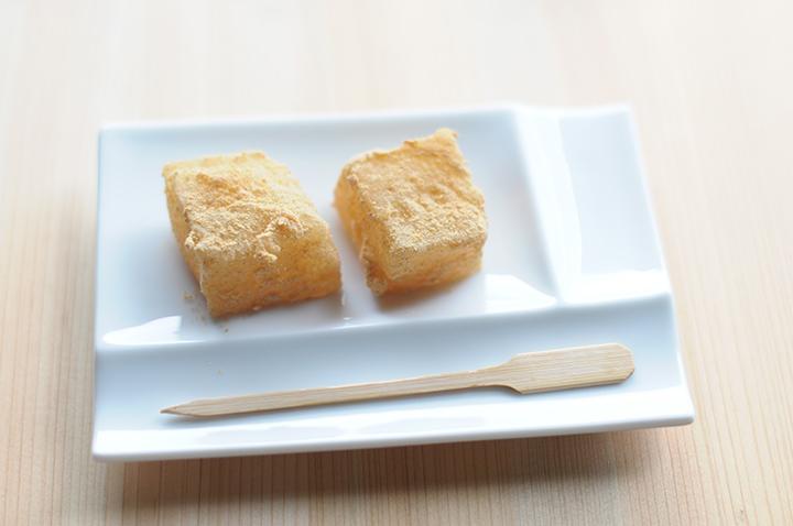 わらびもち蕨餅