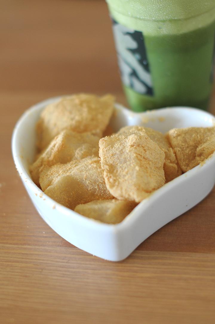 わらびもち蕨餅+TSUJIRI辻利茶屋
