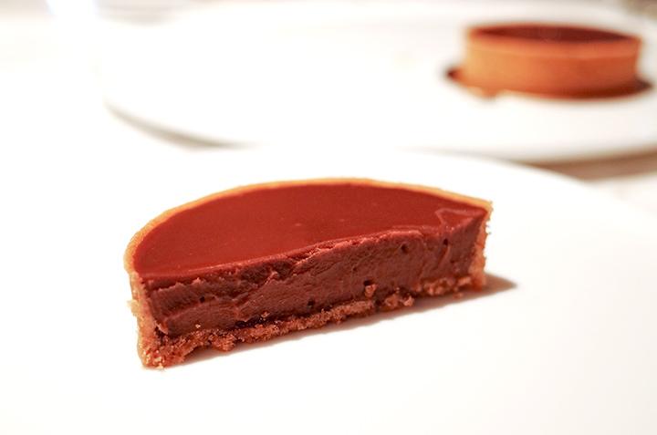 Yu Chocolatier 畬室 紅水
