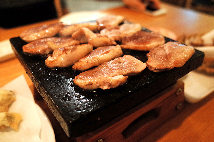 赤綠‧富士山岩盤燒肉之宜蘭產櫻桃鴨肉