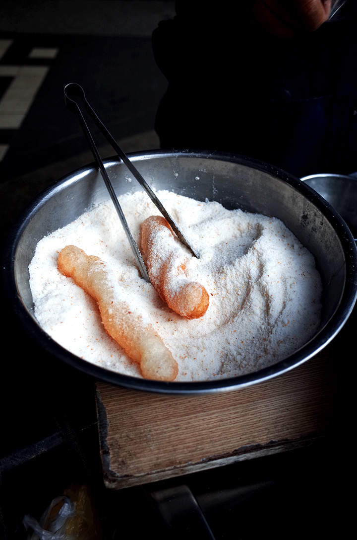 趙家白糖粿