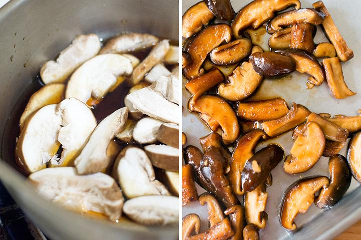冷醬味香菇