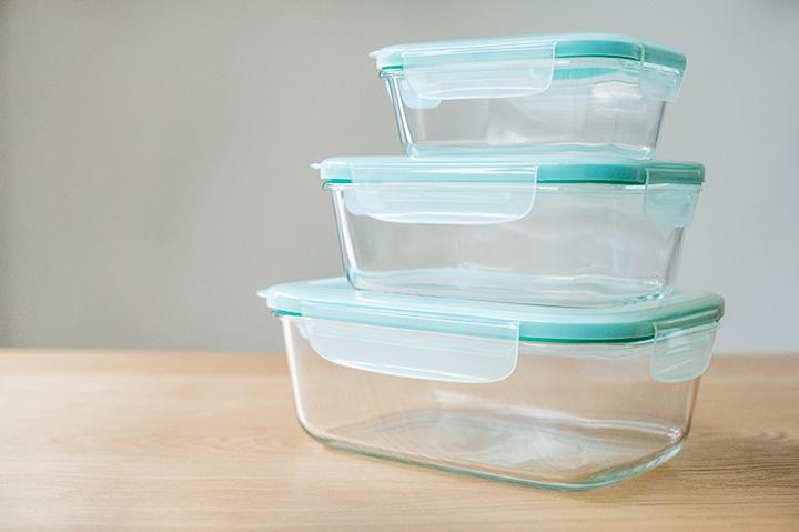 耐熱玻璃保鮮盒