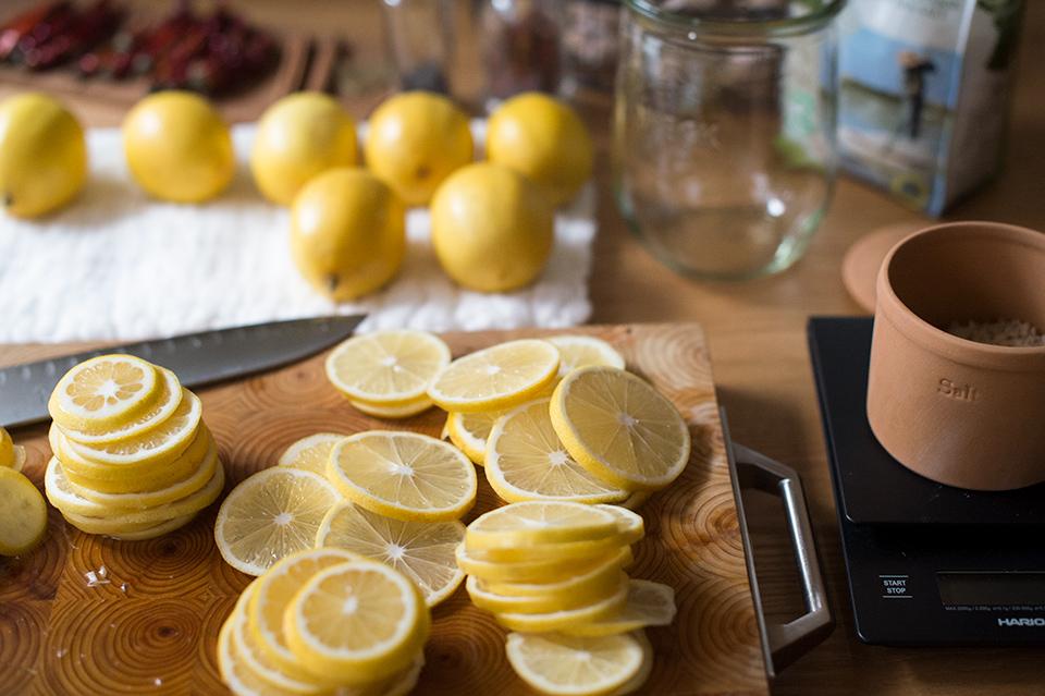 香料版鹹檸檬