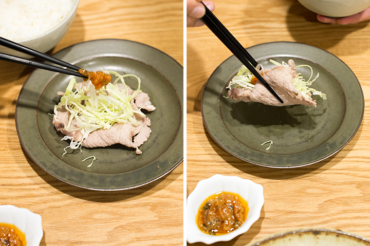 《常備菜2》辣味噌醬