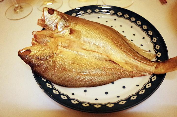 黃魚一夜乾