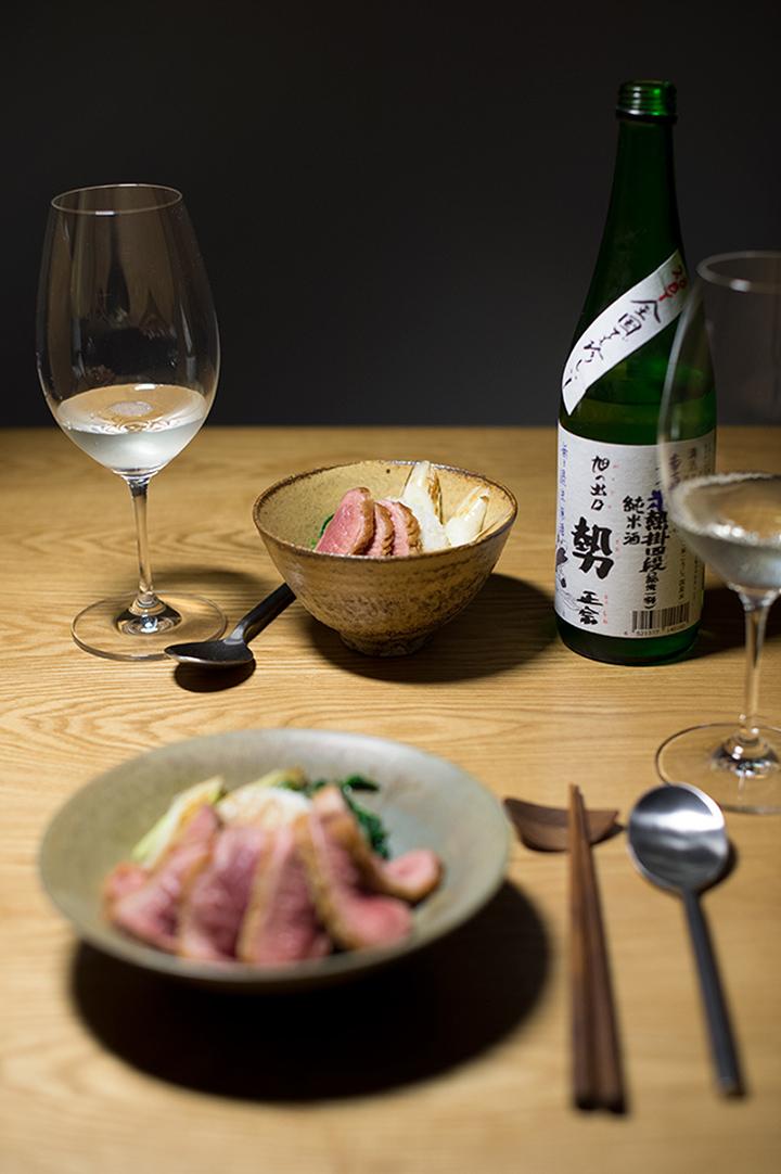 旭の出乃勢正宗 純米酒 糯米熱掛四段 無濾過生原酒