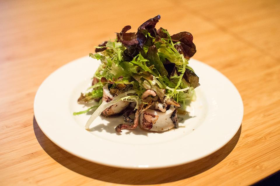 小卷生菜沙拉