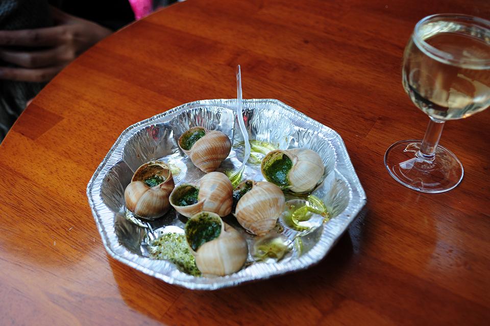 布根地蝸牛(escargots de bourgogne)