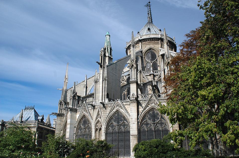巴黎聖母院 Notre Dame