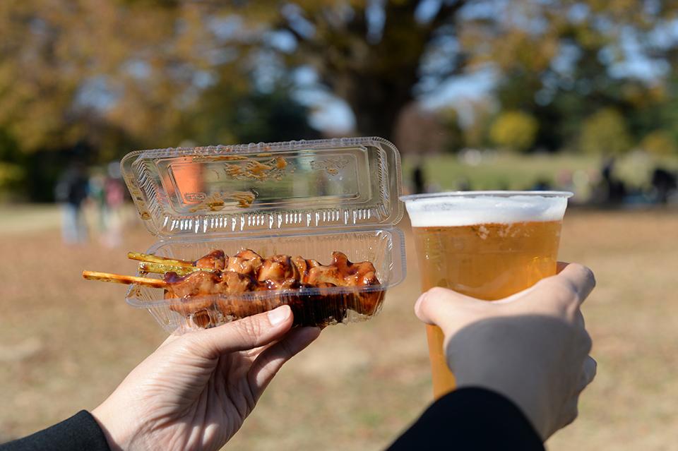 国営昭和記念公園啤酒