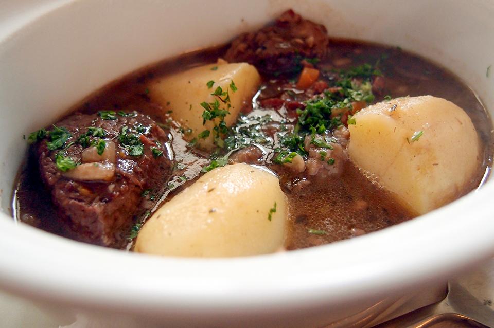 boeuf bourguignon 紅酒燉牛肉
