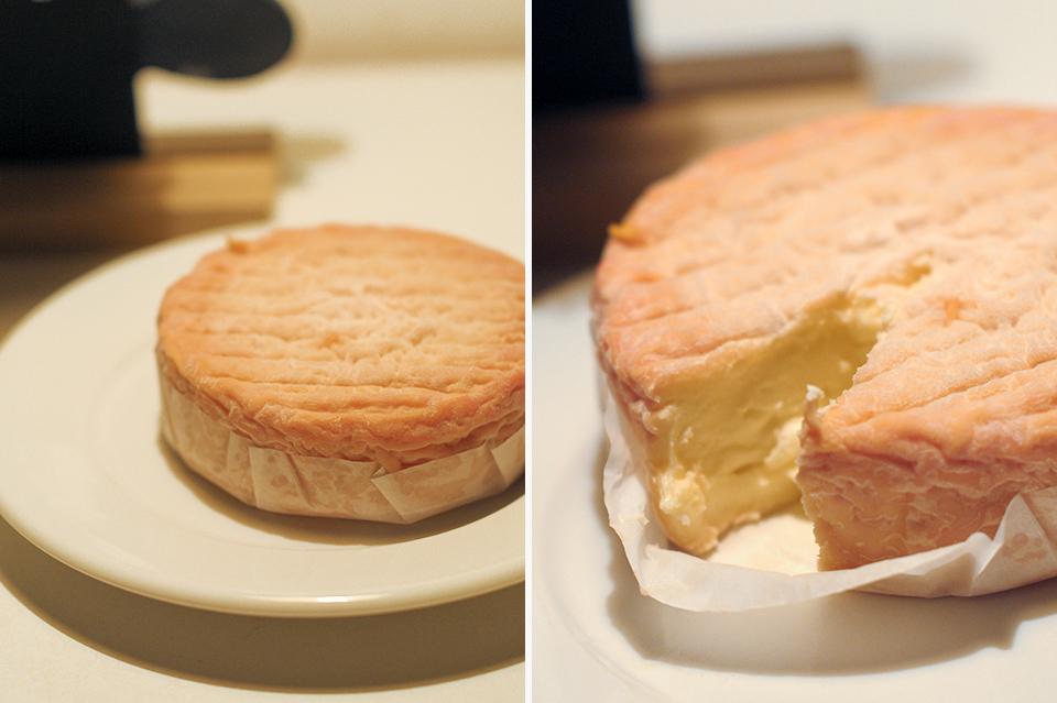 Époisses 布根地橘皮乳酪