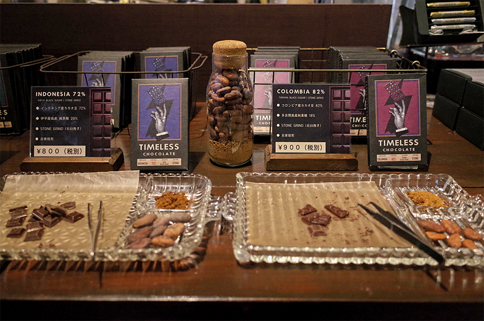 Timeless Chocolate