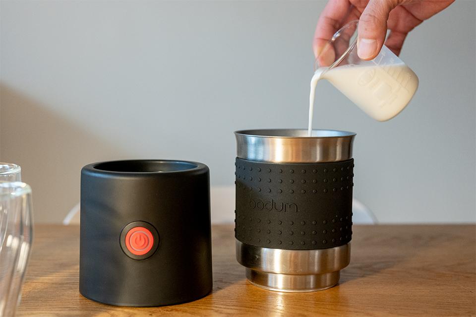Bodum 加熱式電動奶泡機