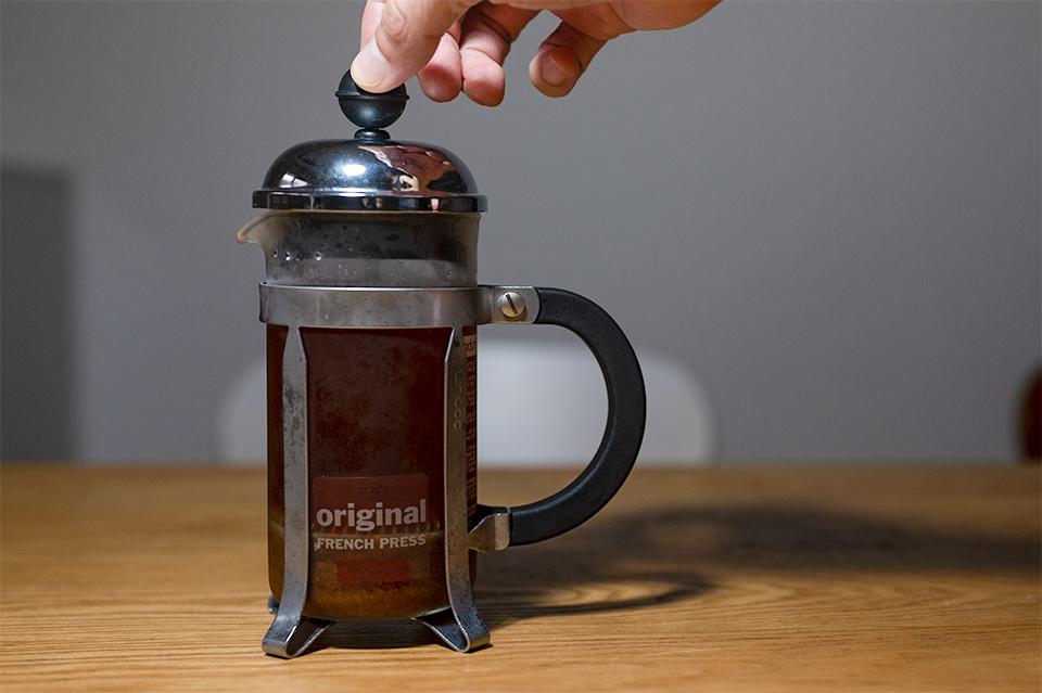 Bodum 法壓壺冷泡咖啡