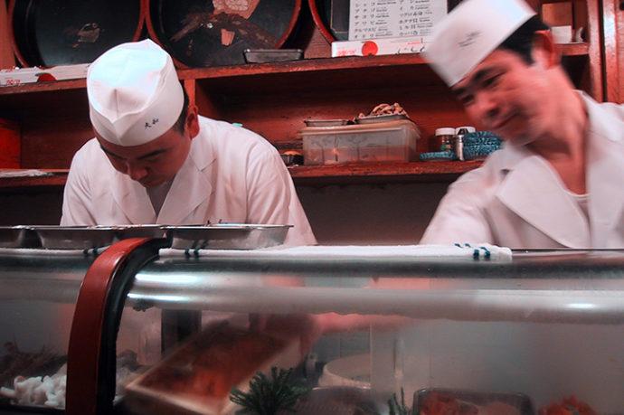 築地 大和壽司