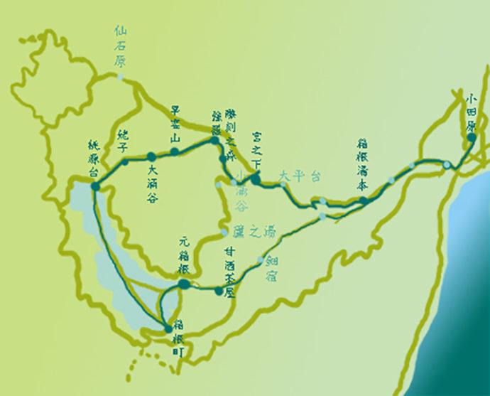 hakone-map