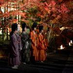 京都永觀堂之夜樂音