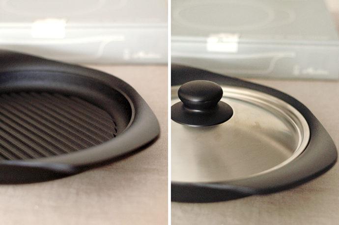柳宗理南部鐵器橫紋鐵鍋 Grill Pan