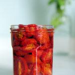 師法Masa老師‧步驟少做法簡單的蕃茄乾和油漬蕃茄