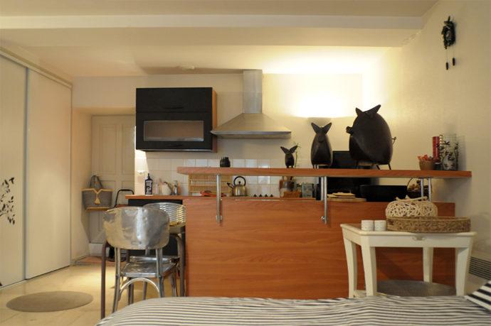 法國 Beaune(伯恩)的公寓