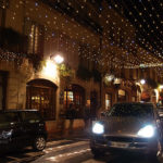 法國櫥窗內外的聖誕裝飾‧Beaune & Dijon