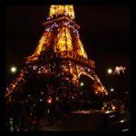 【法國】巴黎鐵塔前,迎接2012