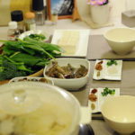 【fujidinos 試用】擺調味料或甜點,都很別緻漂亮的《美濃燒》白磁筷架調味皿