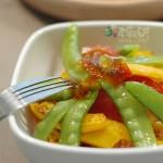 綠蕃茄果醬‧佐沙拉