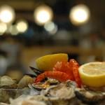 秋天鮮滋味之生蠔海鮮盤