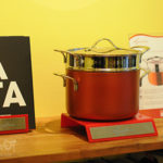 Lagostina 義大利鍋具活動,邀請義籍美女廚師 Alessandra Pepe 於 4F Cooking Home 示範料理