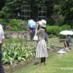 京都府立植物園(人物‧野餐篇)
