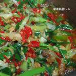 友聚:大啖蝦鬆、炒辣椒和銅鑼燒