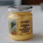 用義大利思念義大利‧充滿清新葡萄香氣的 Crema di Moscato d'Asti