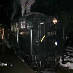 搭乘北海道浪漫聖誕蒸氣列車‧「SL クリスマス in 小樽」