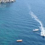 義大利阿瑪菲海岸,走向海邊的小徑風情