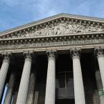 被譽為最美麗的廁所,於巴黎瑪德蘭教堂