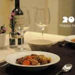 告別2009‧跨年夜的晚餐