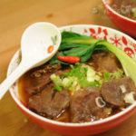 來自忠貞龍岡市場的美味‧百吉元牛肉料理