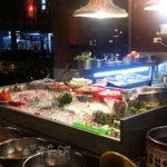 歡樂週五夜晚‧與友相聚於台北鵝肉海鮮擔仔麵