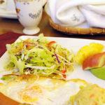 【花蓮】日式民宿「伊萬里」‧早餐篇