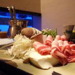 北海道小樽旅亭藏群之晚餐篇